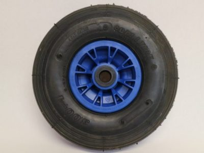 300 x 4 Blauwe velg