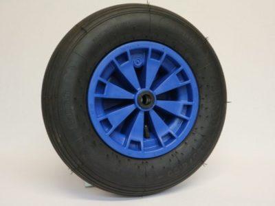 400 x 8 Blauwe velg