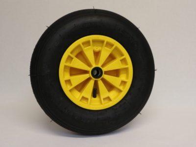 400 x 8 Gele velg
